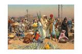 Market in Lower Egypt