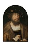 Portrait of the Danish King Christian II  1514/15
