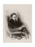 Raymond La Garrigue  1842
