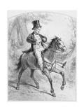 Le Locati  Plate 18 from Les Toquades  1858