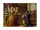 The Oath of Semiramis  C 1623-24