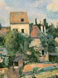 Moulin De La Couleuvre at Pontoise  1881