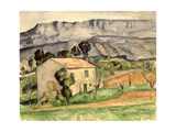 House in Provence  1886-90