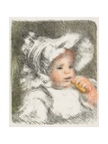 Child with a Biscuit  1899