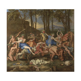 The Triumph of Pan  1636