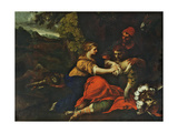 Tancred and Erminia  C1640-45