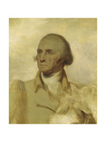 Sketch for a Portrait of George Washington