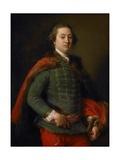 Portrait of John Woodyeare  1750