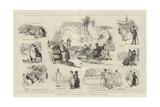 Sketches at Buxton  by a Rheumatic Man