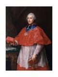 Portrait of Jean-François-Joseph Rochechouart  1762