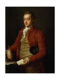 Portrait of the Hon Lionel Damer