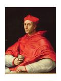 Portrait of Cardinal Dovizzi De Bibbiena (1470-1520)