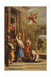 Mercury  Herse and Aglauros