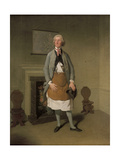 Mr Suett as Dicky Gossip in 'My Grandmother'  1797