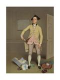 Samuel Thomas Russell in Samuel Foote's 'The Mayor of Garratt'  C1810-11