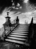 Steps  Chateau Vieux  Paris