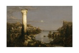 The Course of Empire: Desolation  1836