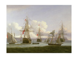 The Exile's Departure  1826