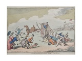 Sports of a Country Fair  1810