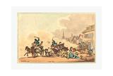 A Cart Race  1788
