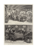 How Customs Change in the Navy  the Refreshments of Two Centuries