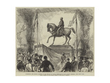 Unveiling the Bombay Statue of the Prince of Wales Presented by Sir Albert Sassoon