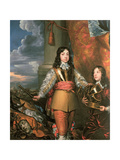 Charles II as Prince of Wales with a Page  C1642