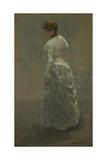 The Grey Dress  1884