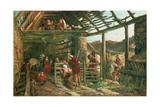 The Nativity  1872