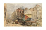 The Bigg Market  Newcastle Upon Tyne