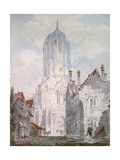 Christ Church  Oxford  1795