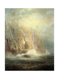 Lands End  Cornwall  1888