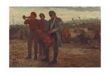 Sounding Reveille  1865
