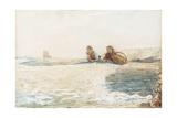 The Breakwater  1883