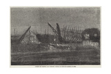 Building the Lapwing and Ringdove Dispatch Gun-Vessels by Gaslight  at Cowes