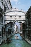 Bridge of Sighs  1600-1602  Venice (Unesco World Heritage List  1987)  Veneto  Italy
