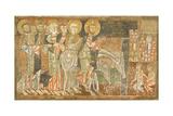 Entry of Christ into Jerusalem  C1125