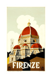 Florence Travel Poster  C1930