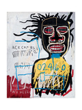Self-Portrait as a Heel Reproduction d'art par Jean-Michel Basquiat