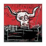 Cabra Giclée par Jean-Michel Basquiat
