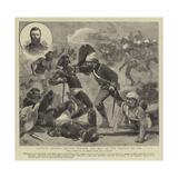 Captain Arthur Knyvet Wilson  Vc  Rn  at the Battle of Teb