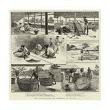 The Manufacture of Plumbago in Ceylon