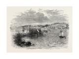 Port Pensacola  USA  1870s