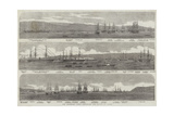 The Transport Fleet Embarking the Troops  at Varna