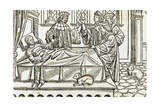 Medical History  Doctors with a Patient   16th Century