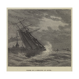 Wreck of a Schooner at Dover