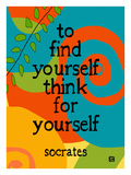 To Find Yourself