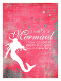 I must be a Mermaid