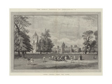 The Great Schools of England  Rugby School  from the Close