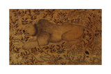 Study of a Lion  16th Century